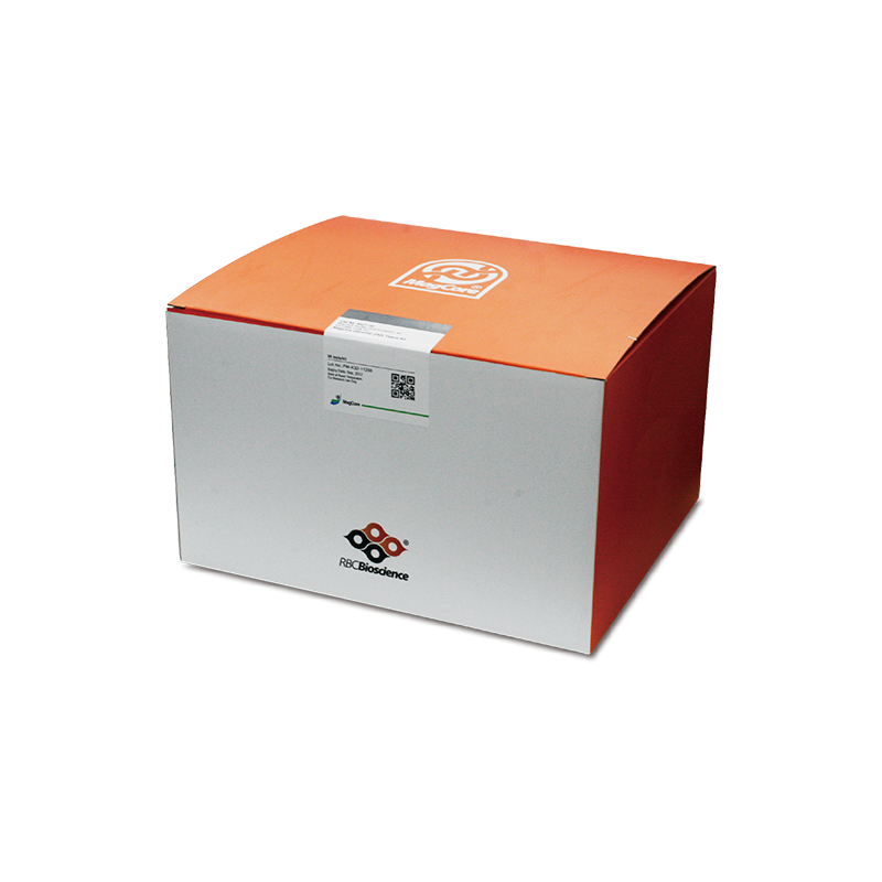 MagCore Genomic DNA Whole Blood Kit (200/400 ul) 36 preps  (Shelf Life: 6 Months) CODE No.: 101 (ProteinaseK Add-In)