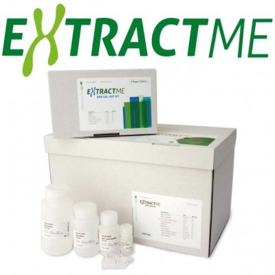 EXTRACTME GENOMIC DNA KIT - universal
