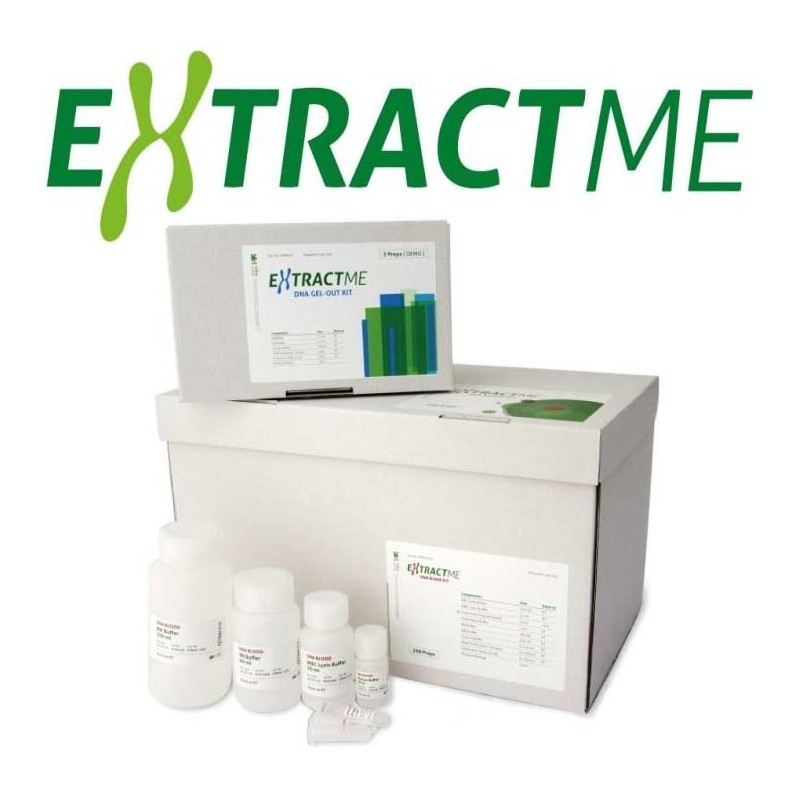 EXTRACTME DNA SWAB & SEMEN KIT