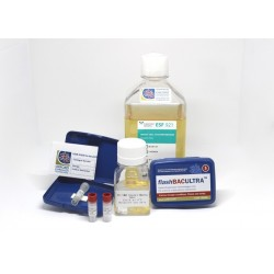 baculoCOMPLETE protein expression kit + baculoQUANT all-in-one