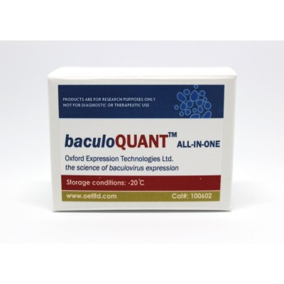 baculoQUANT All-in-one virus extraction & titration kit