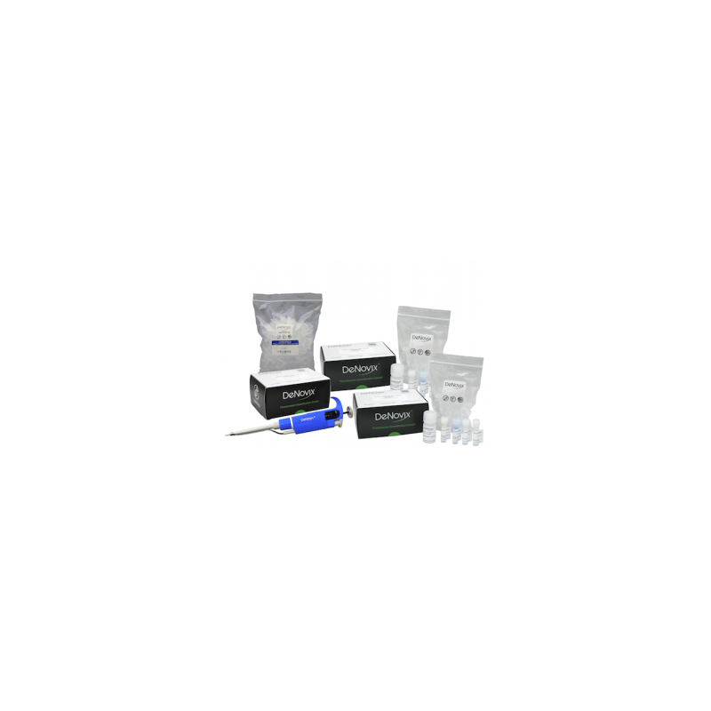 DeNovix dsDNA Broad Range Evaluation Kit. 50 assays